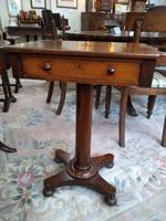 Georgian Octagonal Lamp Table (2 of 5)