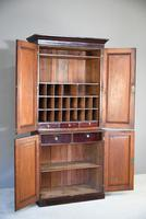 Antique Mahogany Housekeepers / Estate Cupboard (10 of 13)