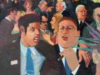 """Office Party"" by Cyril Mount (2 of 4)"