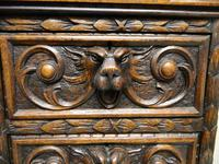 Carved Oak Davenport (8 of 9)