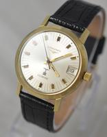 1973 Longines Ultronic Wristwatch with Box & Papers (3 of 8)