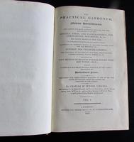 1833 The Practical Gardener & Modern Horticulturist by Charles McIntosh, 2 Volume Set (3 of 8)