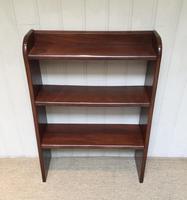 1930s Solid Mahogany Bookcase (8 of 8)