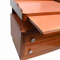 Mid Century Ocean Liner Bedside Cabinet – MV Augustus No 4 (4 of 5)