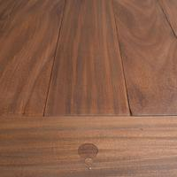 Large Antique Refectory Table, English, Teak, Mahogany, Dining, Industrial, 1900 (12 of 12)
