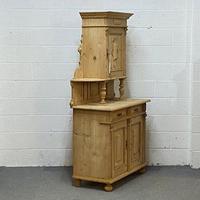 Antique Pine Ladies Dresser (4 of 7)