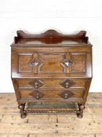 Early 20th Century Antique Bureau (2 of 9)
