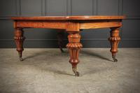 Magnificent 12ft Pollard Oak Dining Table (2 of 21)