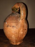 18th Century French Saintonge Pottery Jug (5 of 9)