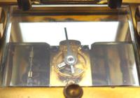 Fine French Repeat Carriage Clock with Foliate Carved Decoration By Charles Frodsham London (2 of 12)