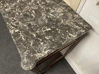 Wonderful French Marble Top Commode (7 of 21)