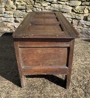 Small 17th Century Devon Oak Coffer (16 of 21)