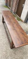 Outstanding 17th Century Oak Refrectory Table (8 of 8)