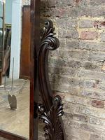 1900s Mahogany Mirror (3 of 4)