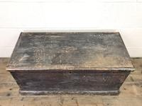Rustic Antique Wooden Trunk (8 of 8)