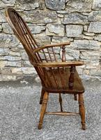 Antique Windsor Chair (4 of 9)