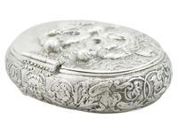 Dutch Silver Tobacco Box - Antique Circa 1690 (9 of 12)