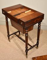 William IV Mahogany Games Table (7 of 13)