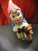 Vintage Early Plastic Gnome (4 of 8)