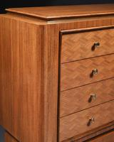 Jules Leleu Art Deco Faded Palisander Commode Attributed To Jules Leleu (6 of 8)