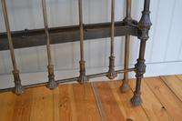 Victorian Brass & Iron King Size 5ft Antique Bed Frame - Fully Restored in Your Choice of Colour (15 of 15)