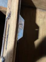 French Bleached Oak Sideboard or Dresser Base (20 of 23)