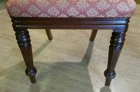 Set 6 George III Mahogany Trafalgar Chairs (4 of 6)