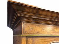 Edwardian Inlaid Satinwood Wardrobe (3 of 30)