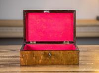 Maple Tunbridge Ware Table Box 1890 (2 of 7)