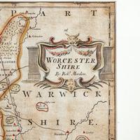 Robert Morden Worcester Map (5 of 6)