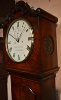 Henry Pottle of Winchester Slim Longcase Clock (3 of 7)