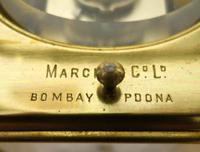 French Repeating Carriage Clock In 'Corniche' Case, By Maple & Co. 1889 (5 of 5)