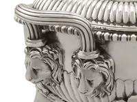 Sterling Silver Tureens - Antique George III 1810 (11 of 15)