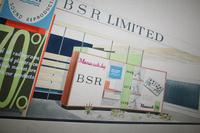 BSR Exhibition Stand Drawings - 1963 (9 of 12)