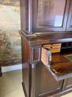 19th Century Rosewood Secrétaire Bookcase (6 of 7)