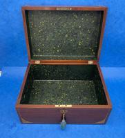 Edwardian Sheraton  Revival Mahogany Box (10 of 10)
