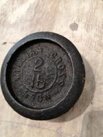 An interesting set of Fairburn Bros dairy scales (4 of 8)