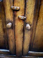 Titchmarsh & Goodwin Oak Dresser & Rack (8 of 15)