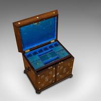 Antique Gentleman's Correspondence Box, Campaign, Travel Case, Regency, C.1820 (7 of 12)