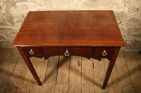 19th Century Mahogany Side Table (3 of 5)