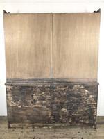 Early 20th Century Antique Oak Dresser (M-1650) (15 of 16)