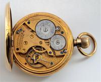 Antique 1913 Waltham Pocket Watch (5 of 5)