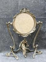 French Art Nouveau Mirror (7 of 13)