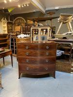 George III Bow Chest of Drawers (14 of 14)