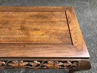 Large Antique Oriental Chinese Coffee Table (7 of 9)