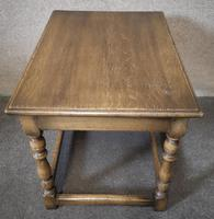 Ipswich Oak Rectangular Shaped Coffee Table (6 of 9)