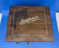 Victorian  Walnut Symphonian Music Box (13 of 22)