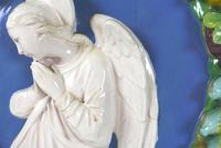 """Continental """"Della Robbia"""" Faience & Terracotta Relief (5 of 5)"""