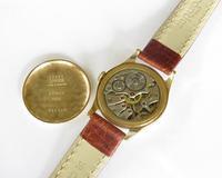 Mid-size 9ct Gold Buren Grand Prix Wrist Watch, 1956 (3 of 5)