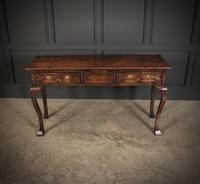 18th Century Oak Hall Table